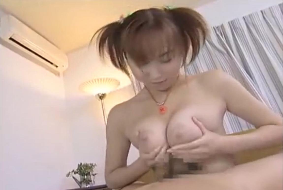 彩名杏子のパイズリ